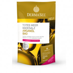 DermaSel Surnumere vannisool Arganiõli 400gr+20ml