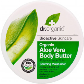 Dr. Organic Aloe Body Butter 200ml