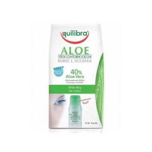 Equilibra Aloe Silmaümbruse Pulk Tumedatele Ja Turses Silmaalustele 5,5ml