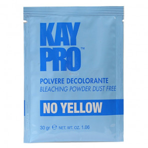 Kaypro Blondeerimispulber No-Yellow 30g