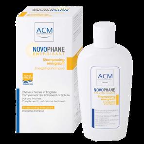 ACM Novophane Energiat andev ja peanahka stimuleeriv šampoon 200ml