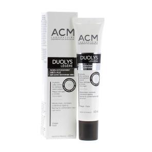 ACM DUOLYS LEGERE Noorendav kreem kombineeritud ja rasusele nahale 40ml