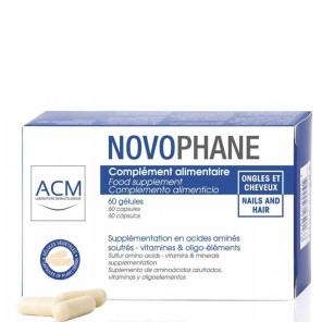ACM Novophane juukseid ja küüsi toetav toidulisand 60 kap.