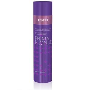 ESTEL Prima Blonde shampoo Hõbešampoon külmadele blondidele toonidele 250ml