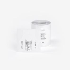 Semilac sabloon küüntele Shaper Slim 100tk